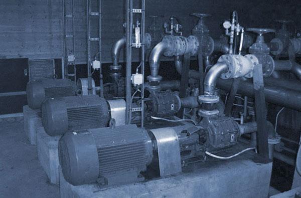 vannrensingsanlegg