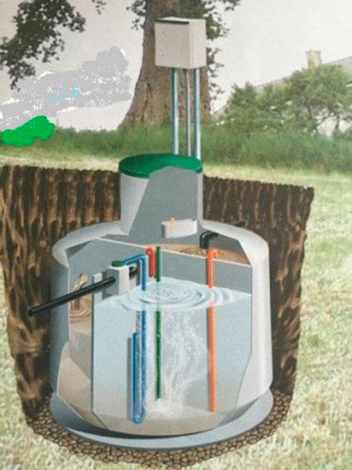 renseanlegg kloakk