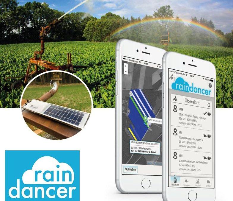 Raindancer – få full kontroll på vanningsmaskinene